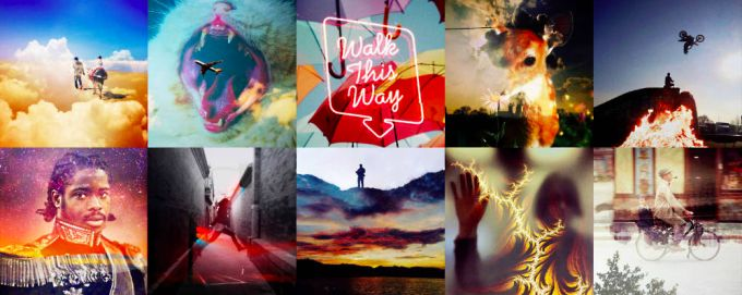 Double-Exposure Photo-Sharing App Dubble Makes Its First Monetizing Moves