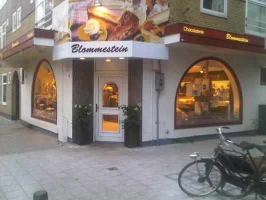 Banketbakkerij Blommestein - Churchillaan 26 Amsterdam