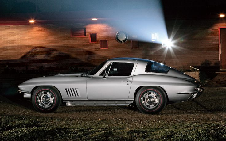 1967 Chevy  Corvette  stingray | Chevrolet Corvette Stingray. The most colorful and exiting cars! Www ...