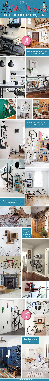 Bike decor: como incluir bicicletas na decoração da casa - Blog da Mimis - referências para transformar seu ambiente!