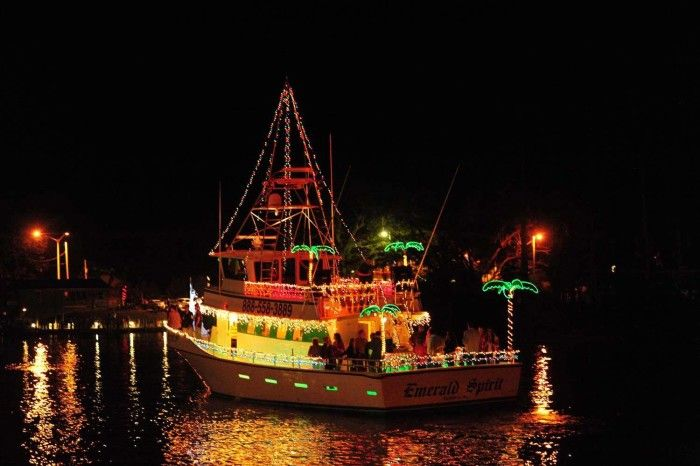 10 best places for an Alabama Christmas including the coastal Christmas in golf Shores and Orange Beach Alabama