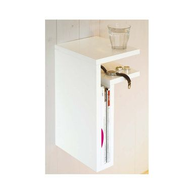 Hylla F-shelf Right, White