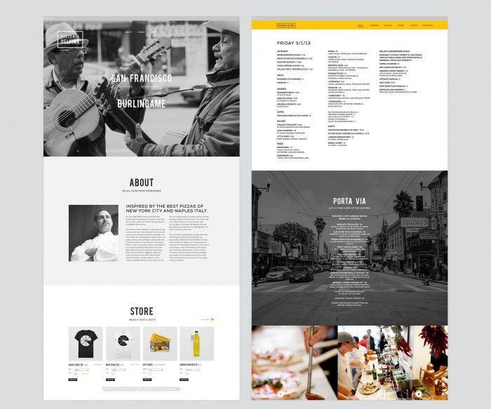 Character Design Agency San Francisco : Best restaurant branding images on pinterest