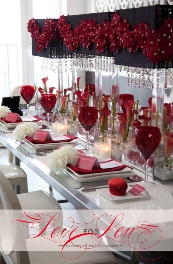 #valentinesday #red #wedding #inspiration @apeventdesign