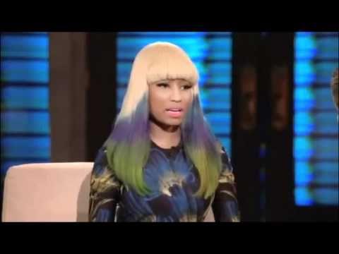 Nicki Minaj Exposed: Illuminati Puppet - YouTube