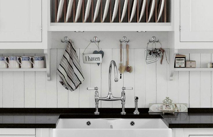 Nordische Landhausküchen | Landlord-Living