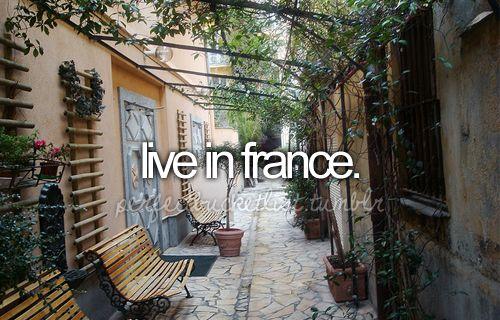 before I die..Nice France, Bucketlist, 3 Month, Learning French, Buckets Lists, Before I Die, 6 Month, Dreams Come True, Bucket Lists
