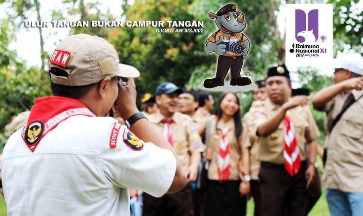 #scoutjournalist