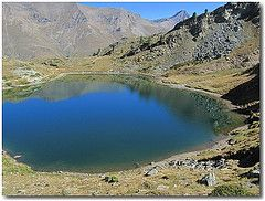 Lago di Loie by cuneotrekking, via Flickr