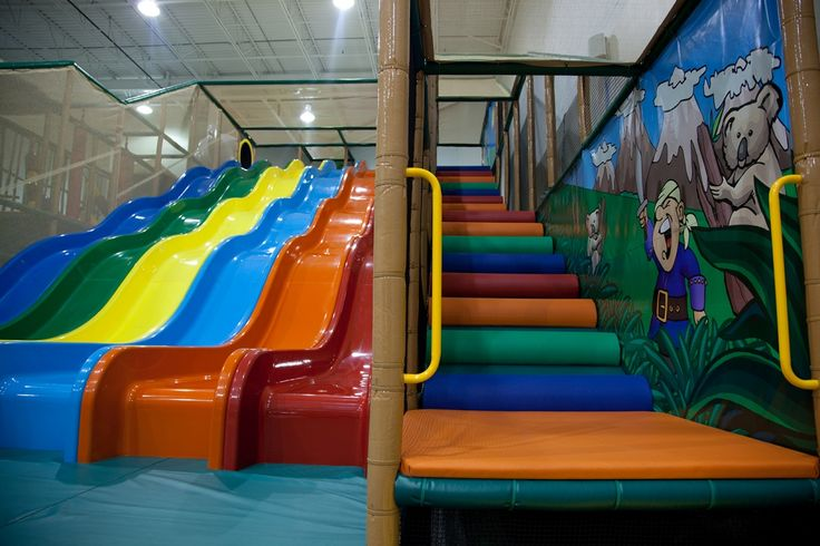 Koala kidz indoor playground birthday party place in for Indoor party places for kids