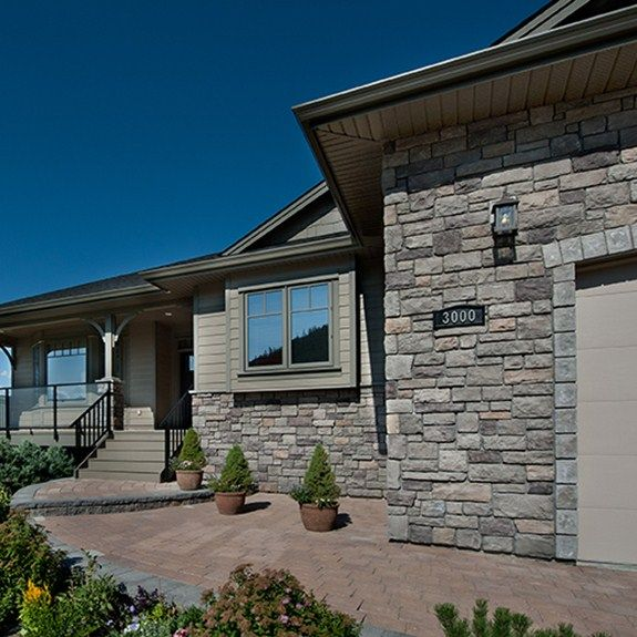 Exterior house colors cottage - 17 Best Images About Cobblefield 174 Cultured Stone 174 By