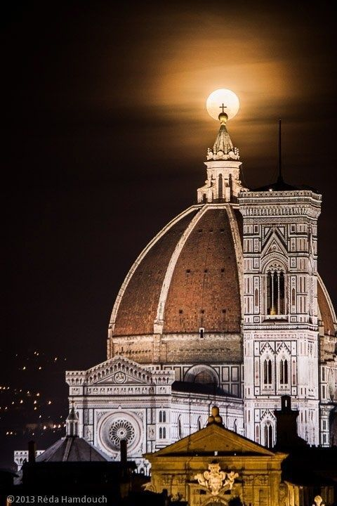 Amazing click of Florence Cathedral, Italy | Incredible Pictures