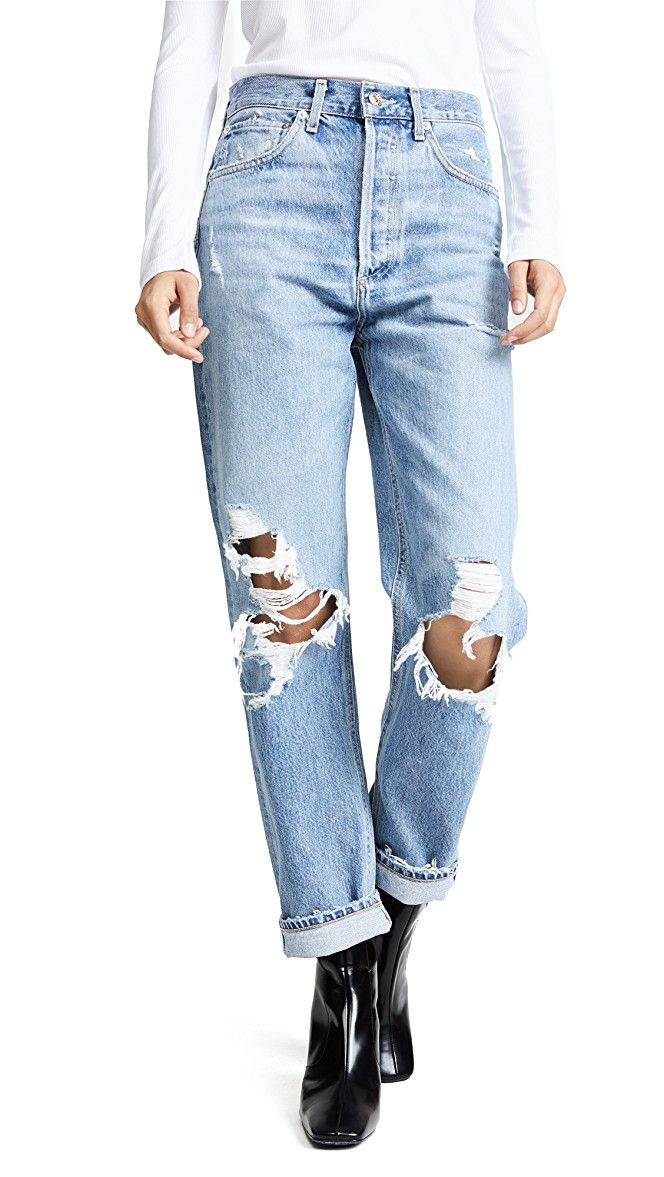 6be9ad0e52f8b2 AGOLDE '90s Fit Mid Rise Loose Fit Jeans   15% off 1st app order use code:  15FORYOU