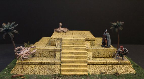 Game Terrain - The Lost Temple
