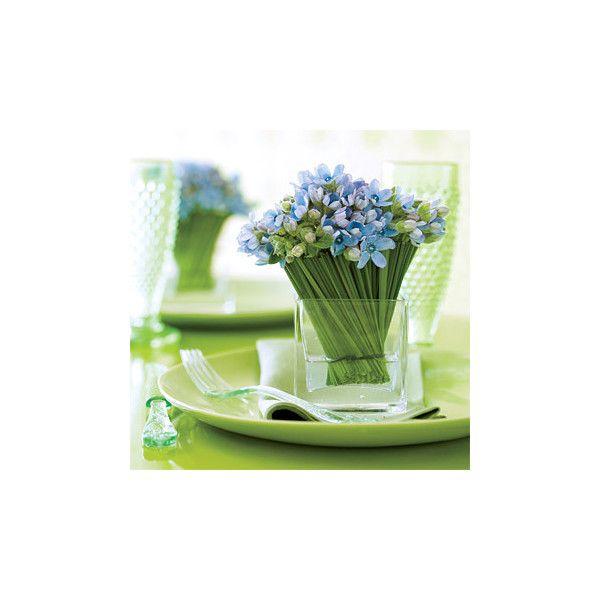 Flowers Wedding Flowers Magazines: 48 Creative Wedding Flower Ideas |... ❤ liked on Polyvore