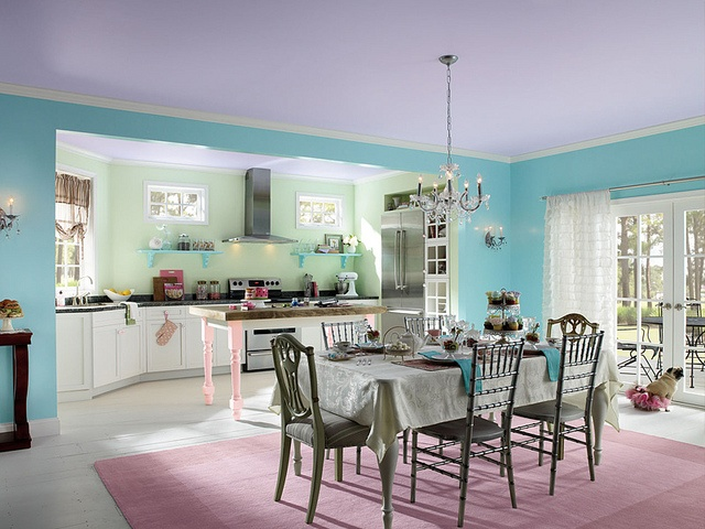 Applying 16 Bright Kitchen Paint Colors: 49 Best Kitchen Decor Images On Pinterest