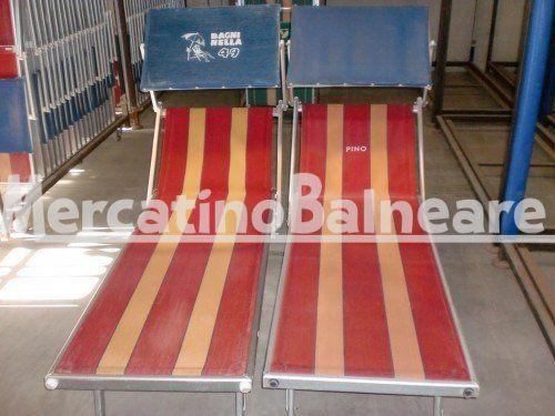 LETTINI IN ALLUMINIO PEZZI 49 PER 63.00 CAD. + IVA - Mercatino Balneare lettini in alluminio modelli misti, con tele scolorite in fondo di colore rosso/giallo, e con scritte miste, prezzo cadauno iva esclusa Quantità:49 Prezzo €63.00+iva  http://www.mercatinobalneare.it/annuncio/lettini-in-alluminio-pezzi-49-per-63-00-cad-iva-2/  #stabilimentobalneare #attrezzaturabalneare #attrezzaturabalneareusata #mercatinobalneare #attrezzaturabalnearenuova #annunciusato #lido