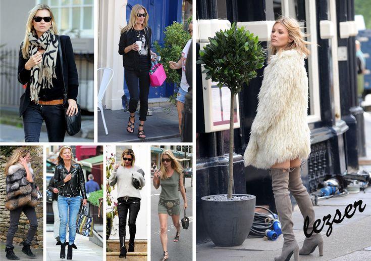 Alapvető öltözködési stílusok, lezser stílus