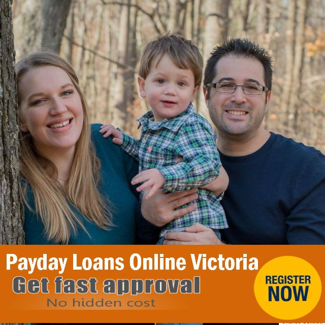 Payday loans online Victoria are one of the best  online way to obtain immediate  funds when you need it, but only when you use lenders that have mostly online application. Apply now!