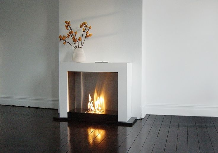 EcoSmart Fire Oxygen fireplace featured in Private Residence, Australia. With wall build out. Recessed?