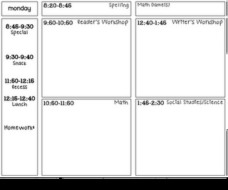 Ladybug's Teacher Files: Search results for lesson plan template