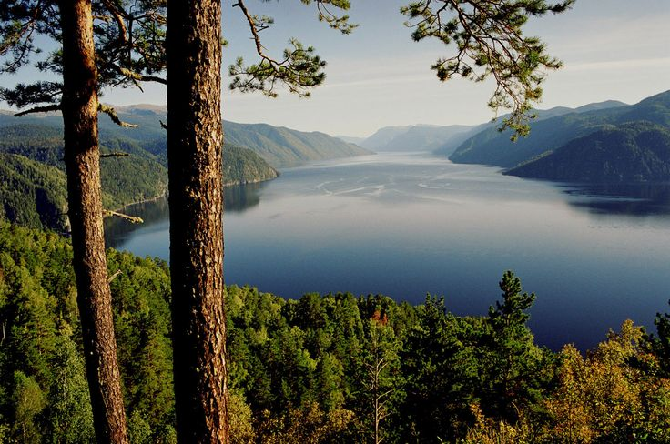 Телецкое озеро, Россия