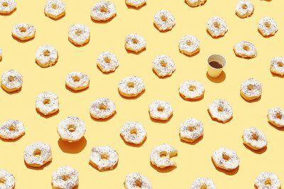 Modern Jelly Doughnuts. Shot by Chris Robinson