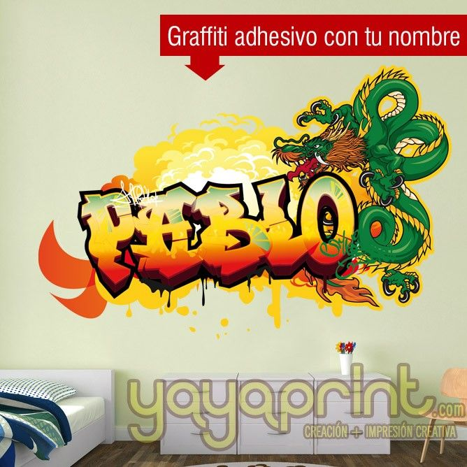 Ms de 25 ideas increbles sobre Nombres de graffiti en Pinterest