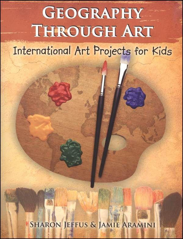 Geography Through Art Sharon Jeffus Jamie Aramini Has Anyone Used This Book