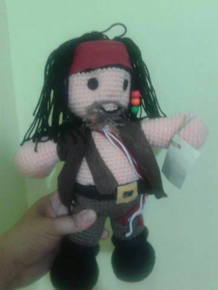 un pirata!!! ggrrrr ;)