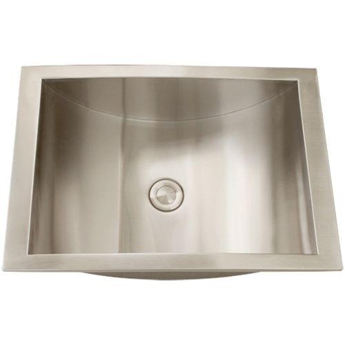 17 Best ideas about Stainless Steel Bathroom Sinks on Pinterest ...