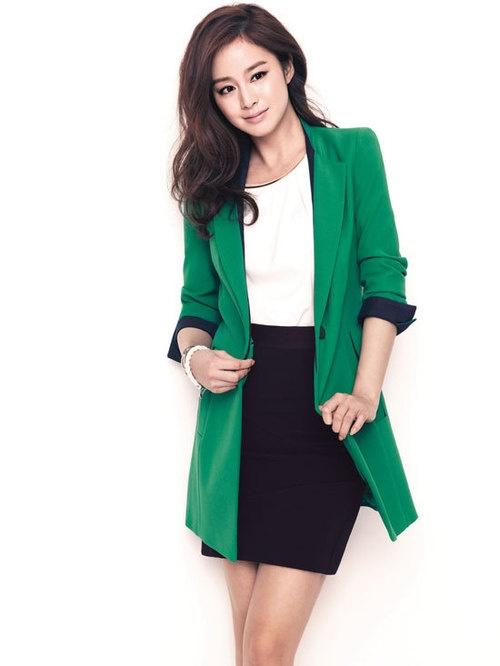 Image Gallery Kim Tae Hee Fashion