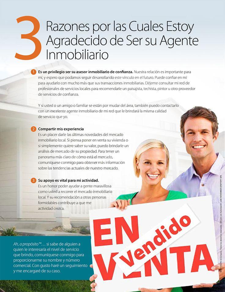 3 Razones Por Las Cuales Estoy Agradecido De Ser Su Agente Inmobiliario - #BienesRaices #Weston #Florida