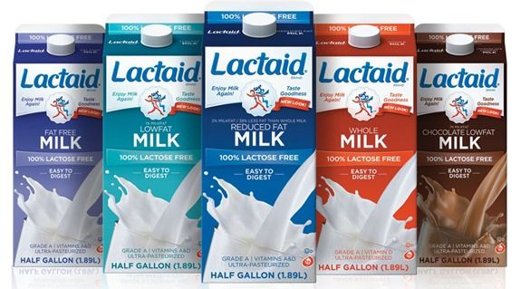 I'm not lactose Intolerant but I absolutely love this milk more than real milk...