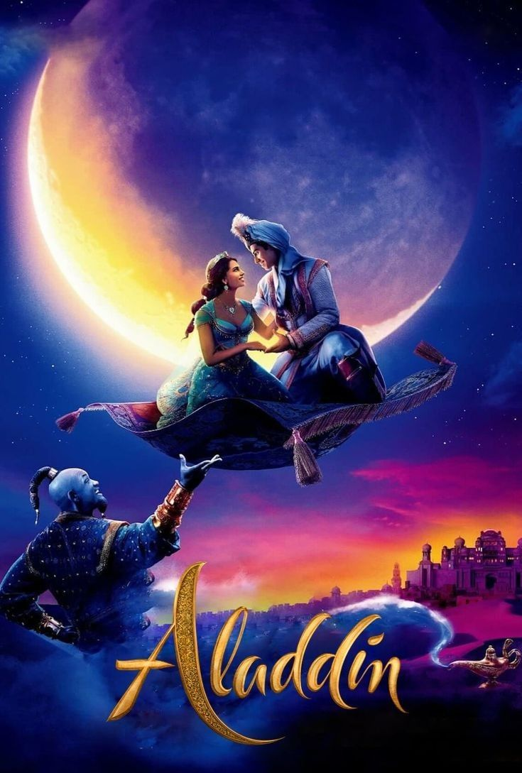 Aladdin Peliculas De Disney Pelicula Aladdin Peliculas De Aventuras