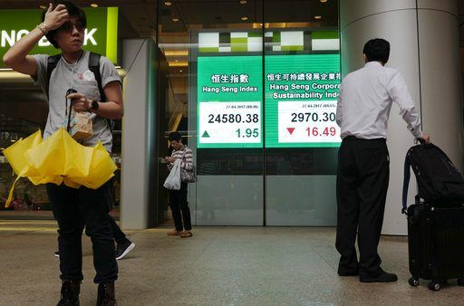 HONG KONG/April 27, 2017 (AP)(STL.News) — World stock indexes were mixed Thursday as investors assessed the scant details of President Donald Trump's U.S. tax overhaul. Japan's central bank kept its monetary policy unchanged and forecasted steady g...