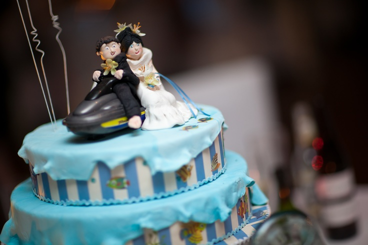 water ski wedding cake topper 50 best boat wedding images on boat wedding 21682