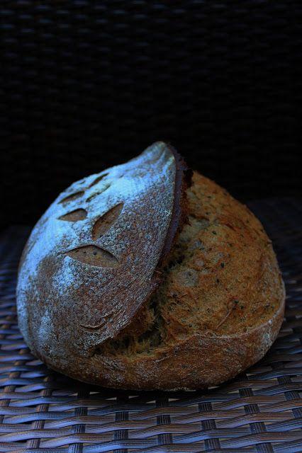 Vadkovászsuli: Barna sörös, vad-kovászos kenyér