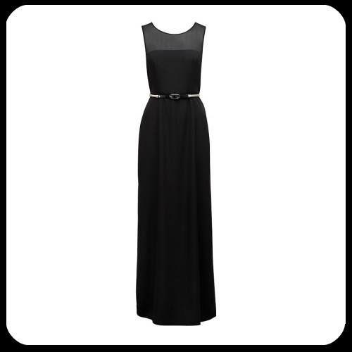 Her gardırobun hayat kurtarıcısı olan siyah maksi elbiseye indirimli sahip olmaya ne dersiniz?