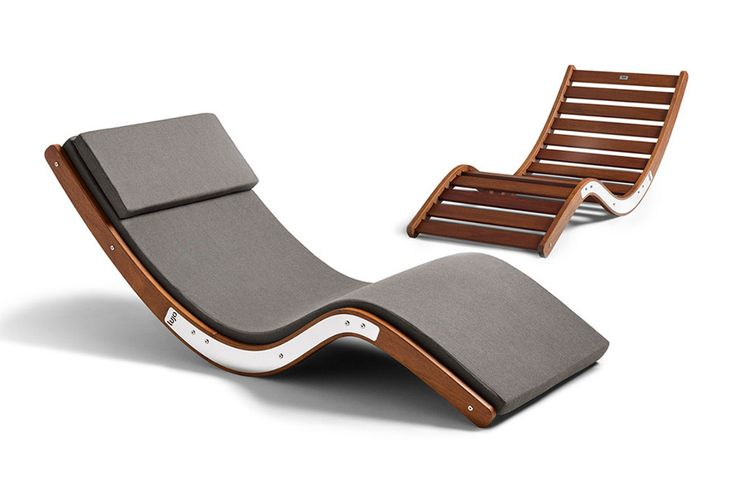 Wooden Sun Loungers, Timber Sun Loungers, Luxury Sun Loungers