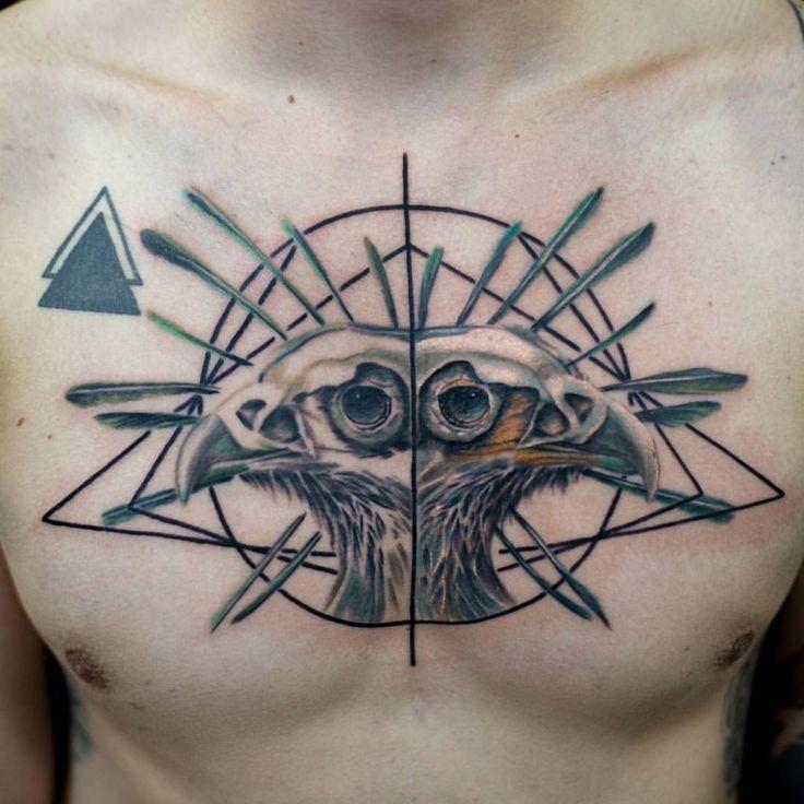 #secretarybird #secretarybirdtattoo #tattoo #tattoos #seattle #seattletattoo #nickharttattoo #fkiron #spektraegdex #eternalink #seattletattooartists (at Nick Hart Tattoo)