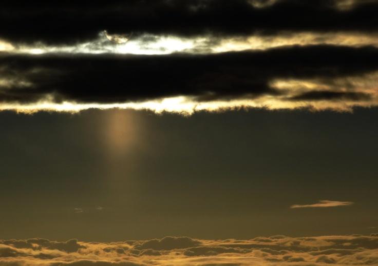 Cache-cache derrière les nuages, jan 2013