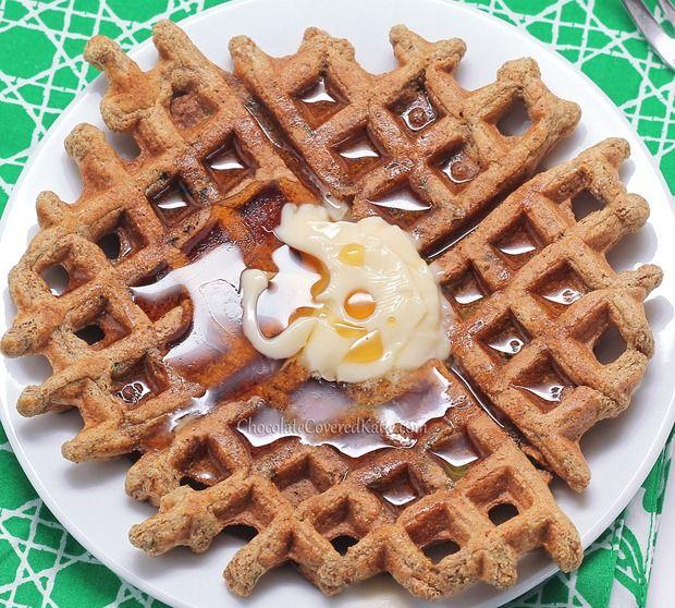 Gluten Free Waffles | Recipe | Waffles, Cinnamon and Cinnamon Waffles