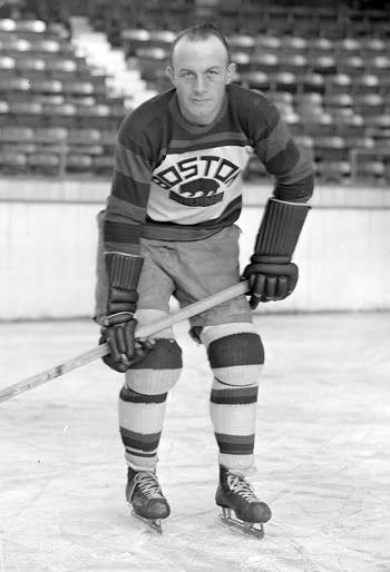 Hockey legend Eddie Shore | Boston Bruins | NHL | Hockey