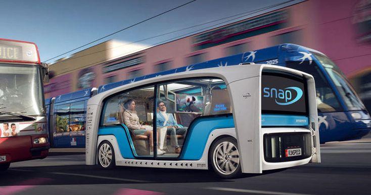Система управления дополнена искусственным интеллектом, который сможет развлекать пассажиров во время поездки.