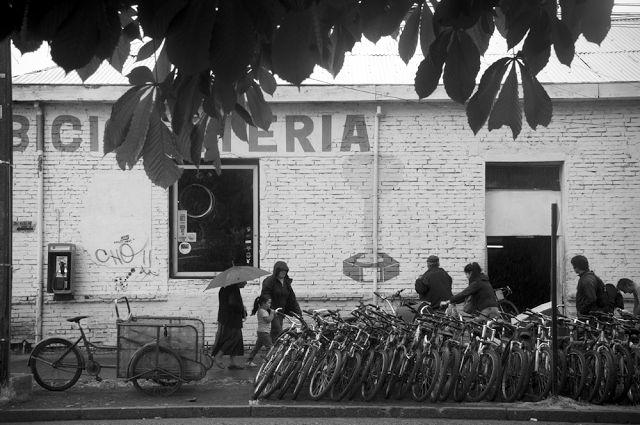 BICICLETERIA BELEN, Antigua bicicleteria de la ciudad (calle Zenteno).