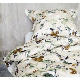 Gl. Garden sengetøj - Natur
