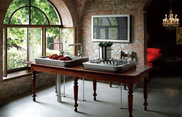 Toyo Kitchens website.: Kitchens Design, Contemporary Kitchens, Kitchens Tables, Kitchens Ideas, Interiors Design, Kitchens Islands, Modern Kitchens, Kitchens Furniture, Farms Tables