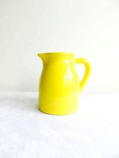 Image result for yellow jug