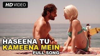 Haseena Tu Kameena Mein - Happy Ending (2014) Full Music Video Song Free Download And Watch Online at all-free-download-4u.com